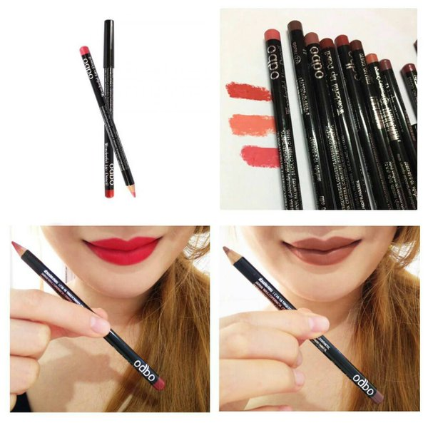 Set Chì Môi ODBO Wonderful Lip Pencil (OD530)