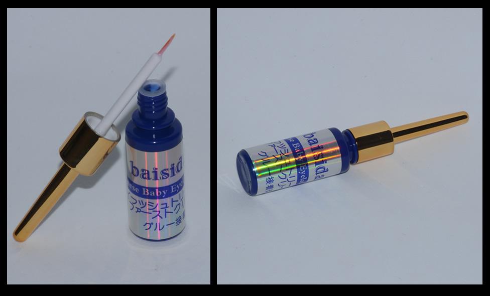Kết quả hình ảnh cho Baisidai Japanese Baby Eyelash Primer 15ml