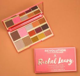 bảng mắt revolution x rachel leary goddess on the go palette