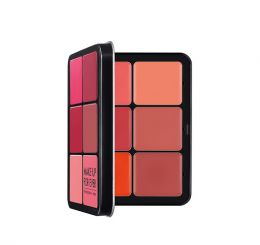Bảng Má Hồng Kem MAKE UP FOR EVER Ultra HD Invisible Cover Cream Blush Palette